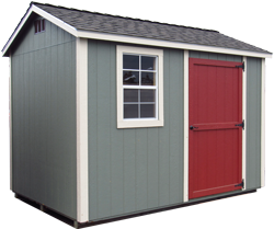 Premium Ranch Shed