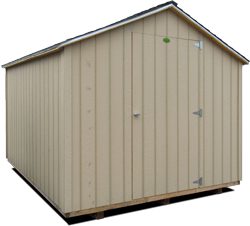 Standard Ranch Shed