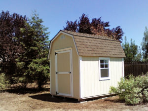 Premium Barn storage shed, Redding