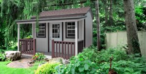 Sequoia Sheds Cottage