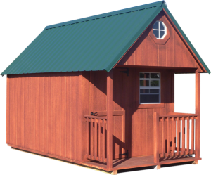 Premium Chalet Shed