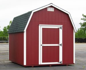 red premium barn, Red Bluff