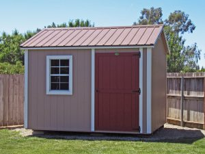 Sequoia Sheds Premium Ranch Shed
