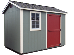 Premium Ranch Sheds