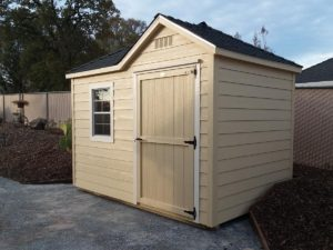California shed from Sequoia Sheds